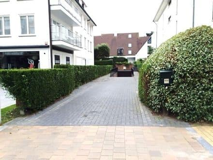 Parking space or garage for rent Knokke Le Zoute
