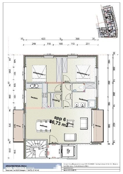 Apartment for sale in Mere