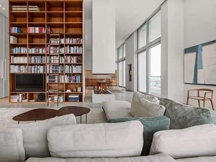 Penthouse<span>242</span>m² for rent