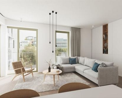Apartment<span>110</span>m² for rent Brussels