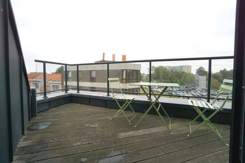 Duplex for rent in Ghent