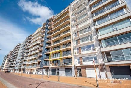Apartment<span>74</span>m² for rent Blankenberge