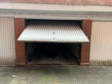 Outside box for rent