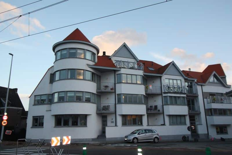 Apartment for rent in Duinbergen