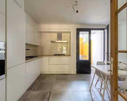 Ground floor flat<span>132</span>m² for rent