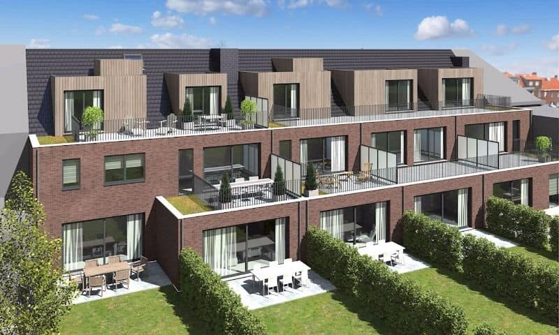 Apartment for sale in Hoevenen