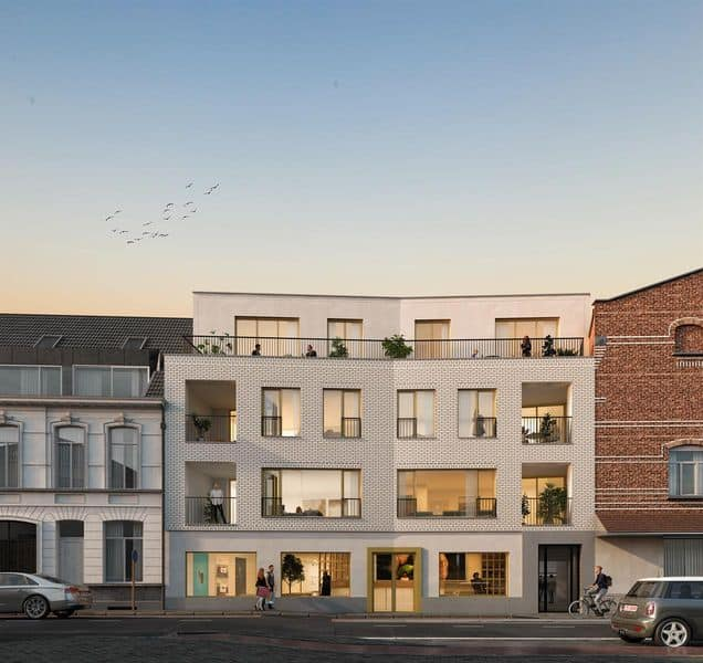 Appartement te koop in Deinze