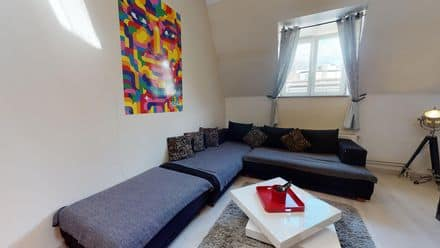 Apartment<span>57</span>m² for rent Anderlecht