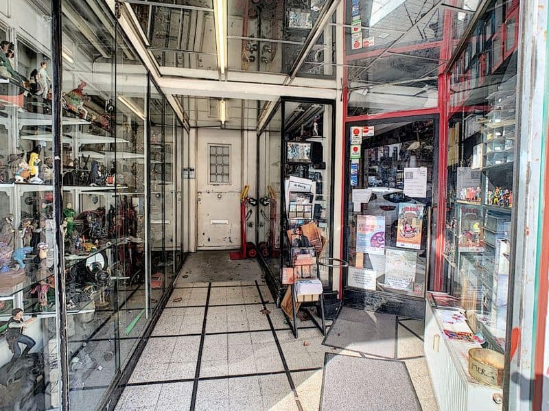 Retail space for sale in Sint Gillis