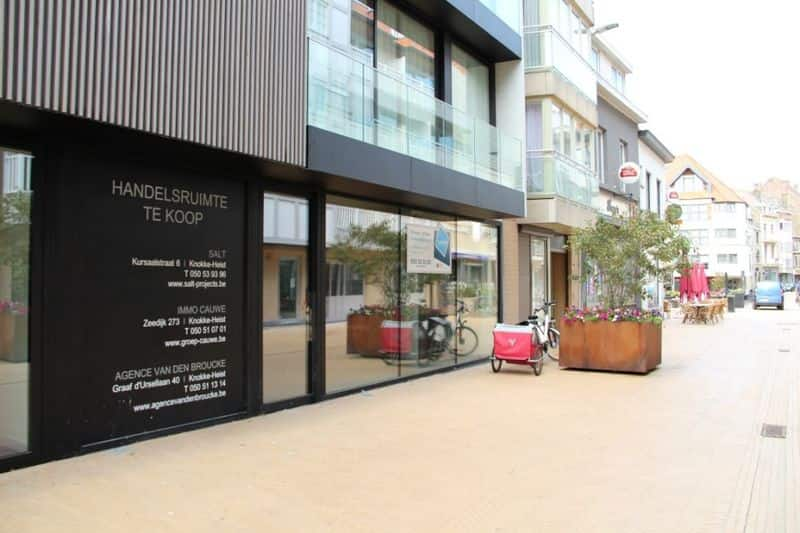 Office for sale in Knokke Heist