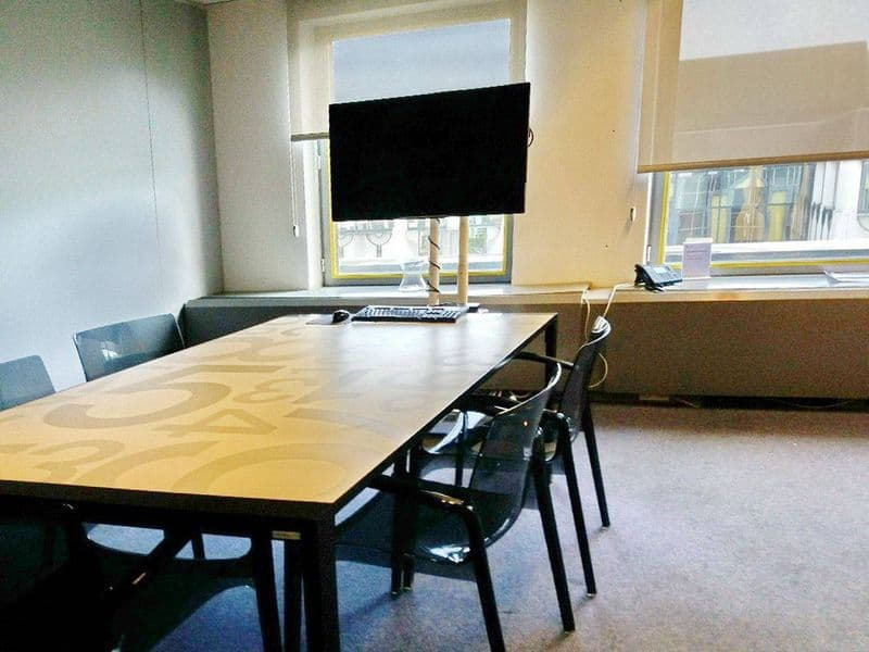 Office for rent in Evere