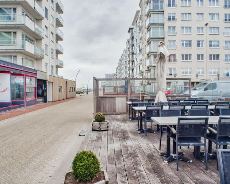 Business for sale in Oostduinkerke