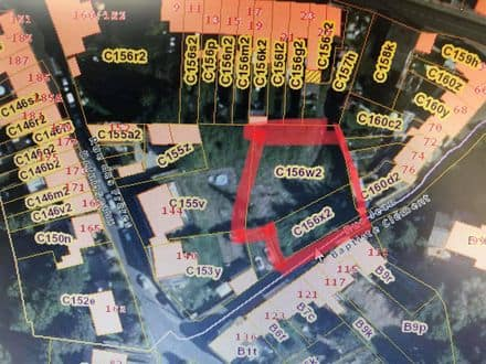 Land<span>1150</span>m² for rent Colfontaine