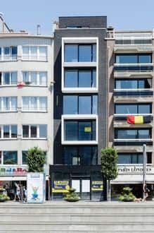 Business<span>206</span>m² for rent Koksijde