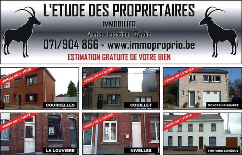 Office or business for rent in La Louviere