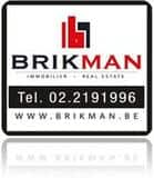 Brikman, agence immobiliere Bruxelles