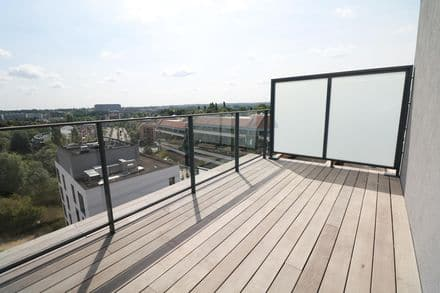 Penthouse<span>135</span>m² for rent