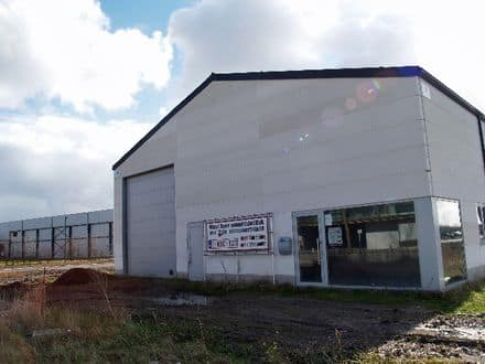 Warehouse for rent Brugge