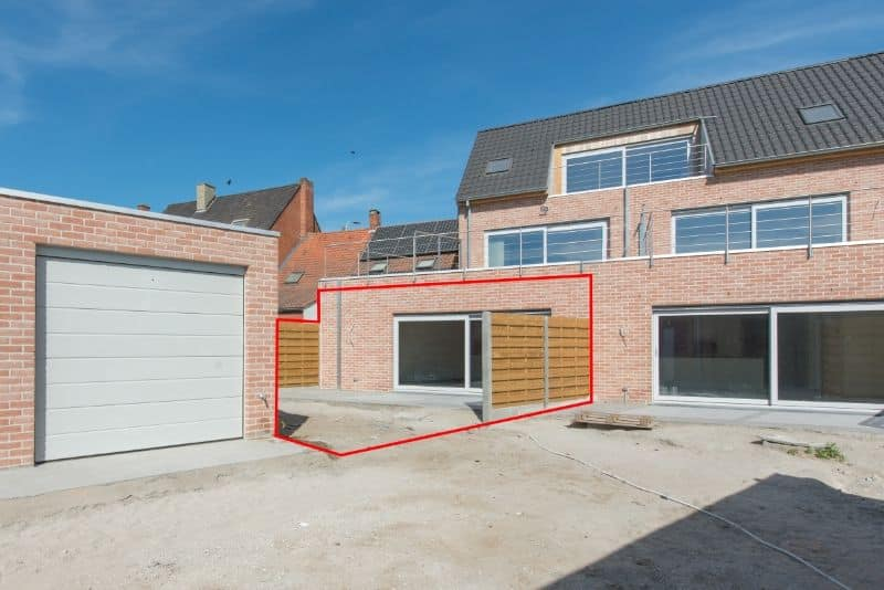 Apartment for rent in Meulebeke