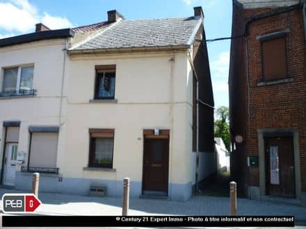 House<span>100</span>m² for rent Leval Trahegnies