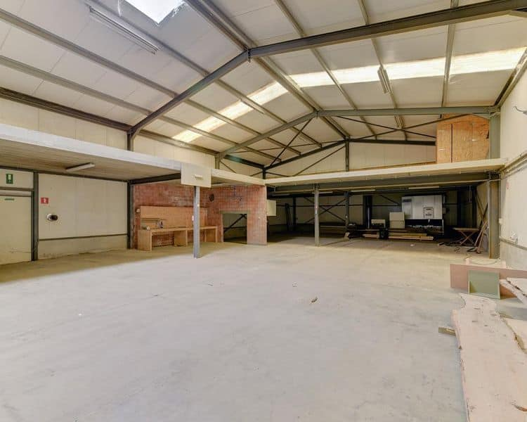 Warehouse for sale in Heist Op Den Berg