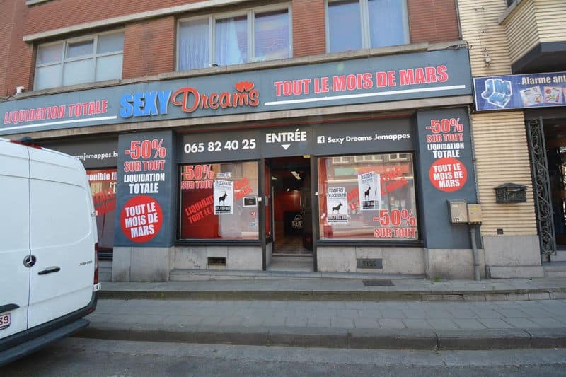 Office or business for rent in Jemappes