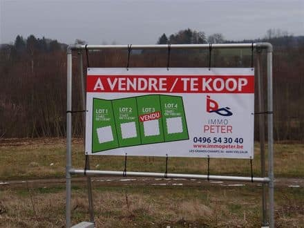 Building land<span>1040</span>m² for rent