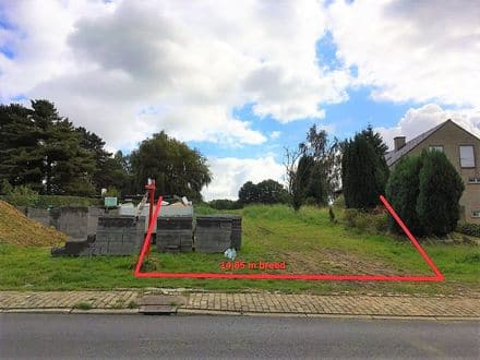 Building land<span>1738</span>m² for rent