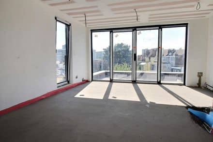 Penthouse<span>122</span>m² for rent