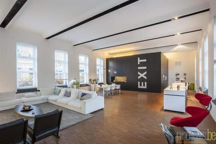 Loft for sale in Antwerp