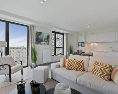 Penthouse<span>64</span>m² for rent