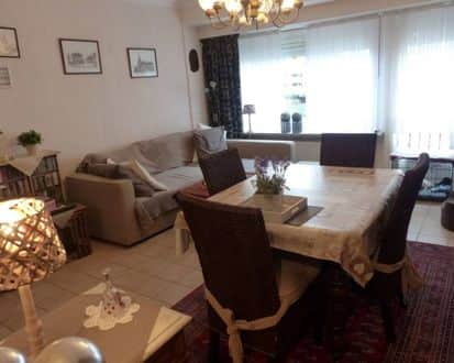 Apartment for rent Westende