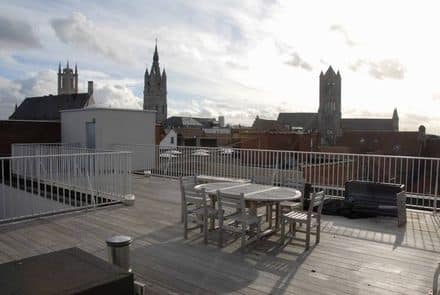 Penthouse<span>148</span>m² for rent Ghent