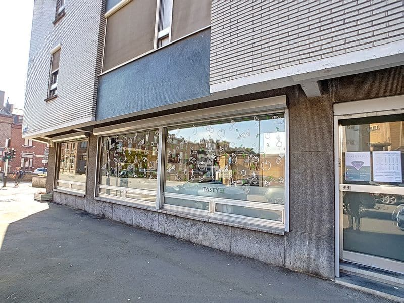 Business for sale in Charleroi