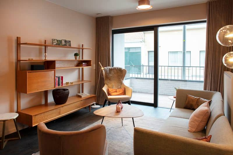 Apartment for rent in Boekhoute