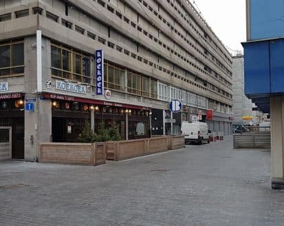 Special property<span>88</span>m² for rent Ostend