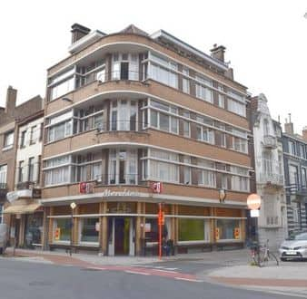 Business<span>105</span>m² for rent Ostend