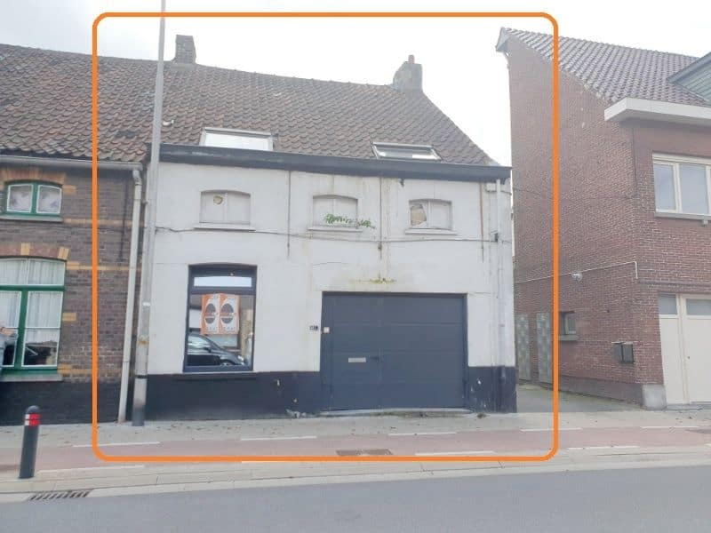 House for sale in Eeklo