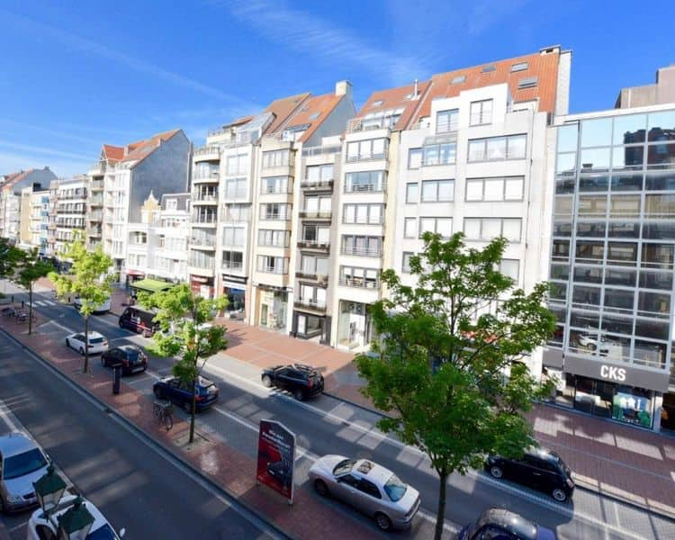 Studio flat for sale in Knokke Heist
