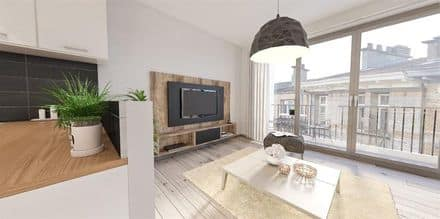 Apartment<span>54</span>m² for rent Brussels