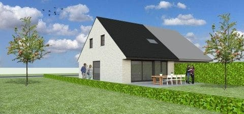 House for sale in Moerbeke