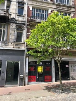 Office or business<span>60</span>m² for rent Charleroi