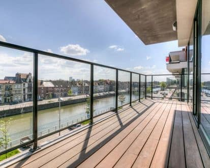 Apartment<span>98</span>m² for rent Ghent