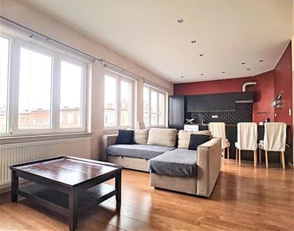 Apartment<span>70</span>m² for rent Etterbeek