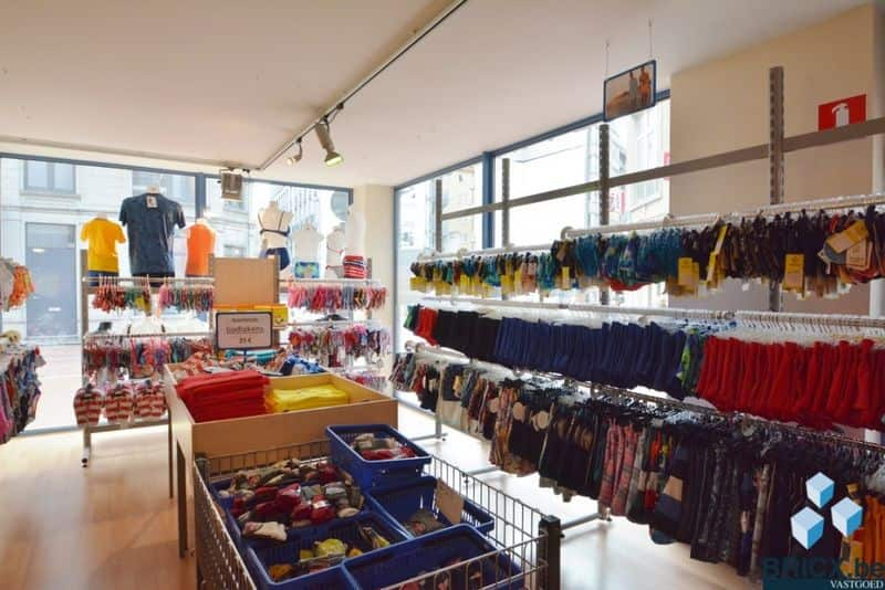 Retail space for sale in Blankenberge