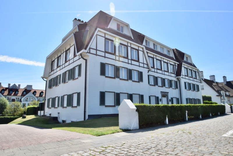 Apartment for sale in Knokke Le Zoute
