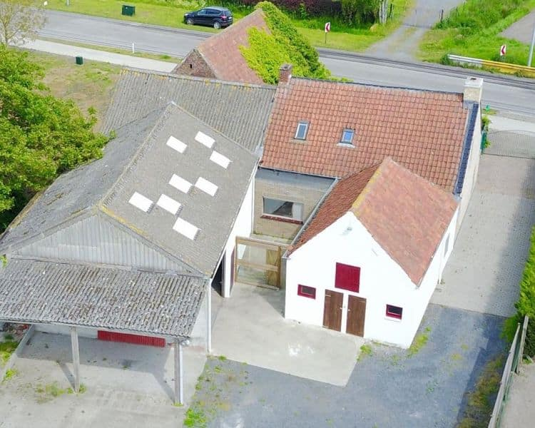 Warehouse for sale in Sint Laureins