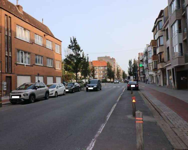 Parking space or garage for rent in Ostend