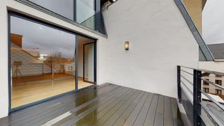 Penthouse<span>97</span>m² for rent Brussels