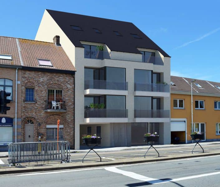 Apartment for sale in Lombardsijde